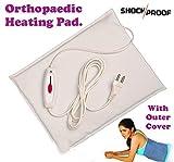 FUTRO MODA Orthopaedic (Vista) Heating Pad with Waist Belt and Temperature Controller