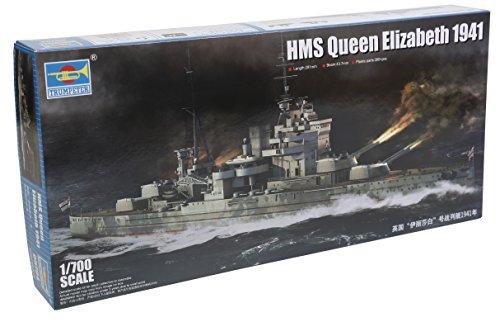 Trumpeter 05794 - Modellbausatz HMS Queen Elizabeth 1941