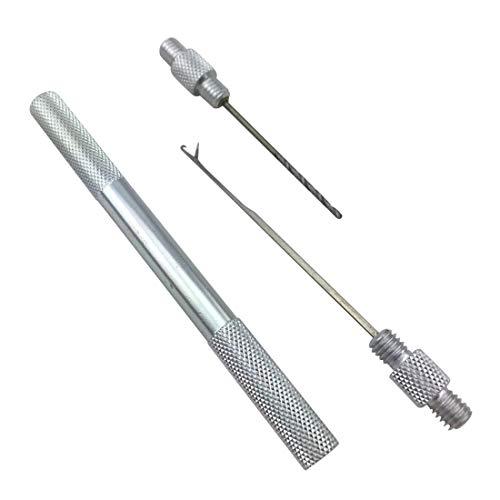YOGINGO Fishing Rigging Bait Needle Kit Multiple Function Fish Drill Rigging - Standard Drill Kit