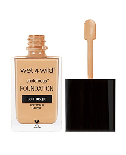 WET N WILD Photo Focus Foundation - Buff Bisque