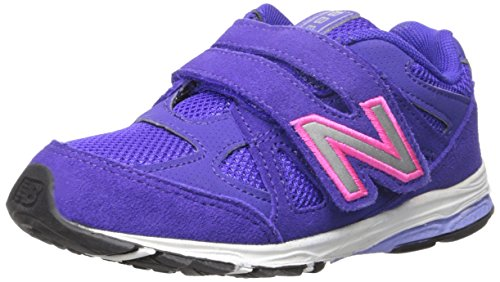 New Balance KV888V1 Infant Running Shoe (Infant/Toddler) Purple/Pink aa5AO8