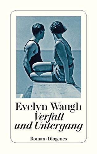 Buchseite und Rezensionen zu 'Verfall und Untergang (detebe)' von Evelyn Waugh