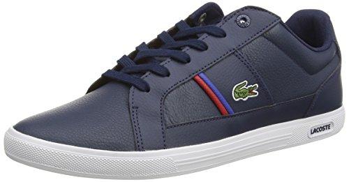 Lacoste EUROPA TCL, Sneakers basses homme Blau (DARK BLUE DB4)