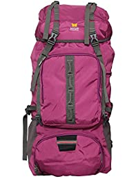 Livia 45-60 Litre Hiking Bag | Trekking Bag | Light Weight Hiking Bag | Waterproof Hiking Bag| Big Hiking Bag...