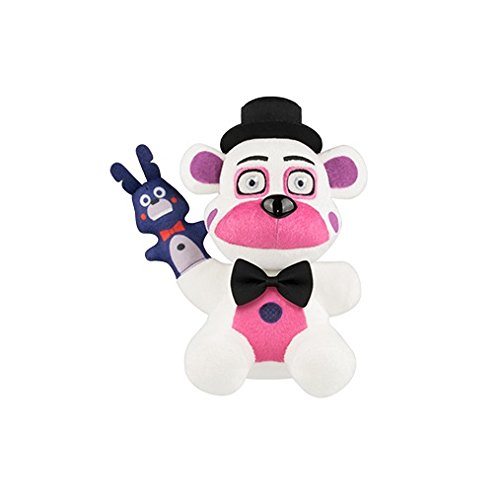 Five Nights At Freddys - Funtime Freddy Fazbear Plush - Sister Location - 20cm 8""