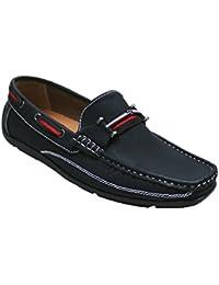 Mocassini Scarpe uomo casual nero Man s Shoes top quality d6ef05609c7