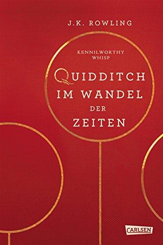 Hogwarts-Schulbücher: Quidditch im Wandel der Zeiten