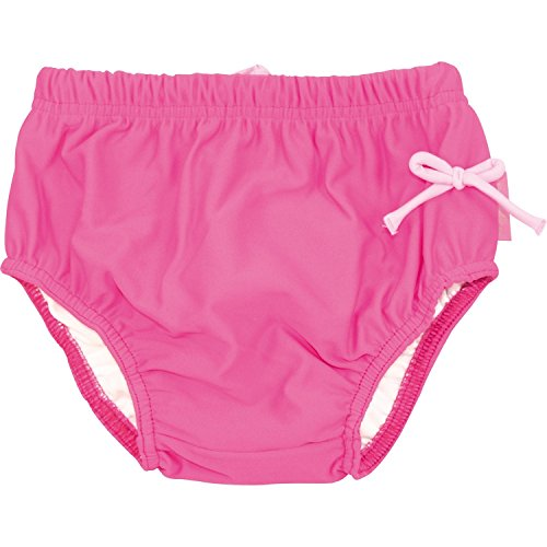 Mayoparasol - Collection Rosie Mangue - culotte maillot couches antifuites - fille 0-3 ans