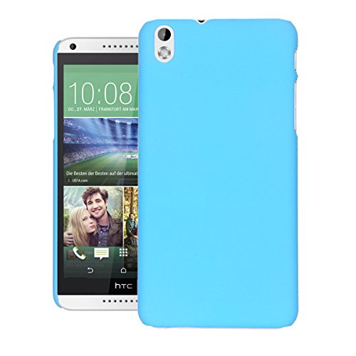Screenward Thin Superior Coating PC Hard Skin Cover For HTC Desire 816, DESIRE 816 Dual Sim, Desire 816G, Desire 816G dual sim - Sky Blue