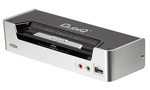 Aten CS1792 HDMI KVMP Switch (2-polig, 2x HDMI, 2X USB) -