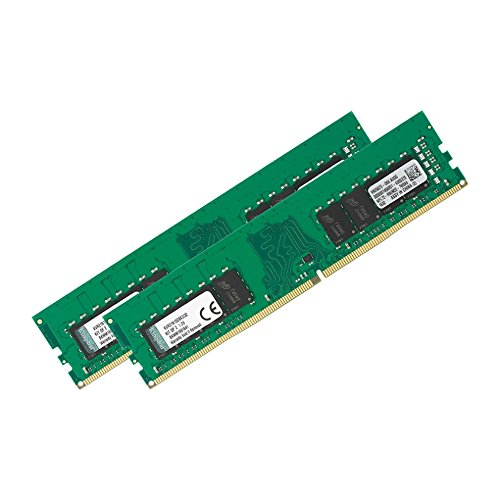 For Sale Kingston Value RAM DDR4 32 GB (2 x 16 GB) DIMM 288-Pin CL15 1.2 V Non-ECC Internal Memory on Line