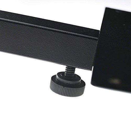 Wandhalter für lautsprecher auflagefläche bis 15Kg (2 einheiten) - 3