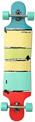Apollo Patinete Longboard Completo