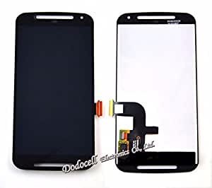 TOS Premium LCD Display+Touch Screen for For Moto G2 2nd Gen Without Frame (colour-Black)