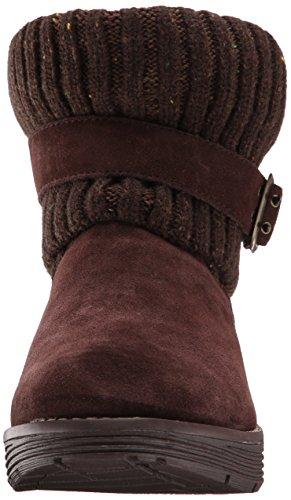 Skechers Adorbs Sparkling Wit, Damen Stiefel & Stiefeletten Braun (Chocolat)