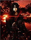 LCCZSH 5D Pittura Diamante Fai da Te Pieno Trapano Anime Cartoon Naruto Online Diamante Croce Ricamo Diamante Mosaico Decorazione Regalo B199 30 * 40 Cm