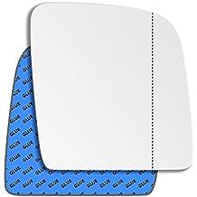 Hightecpl 133RAS Repuesto de espejo retrovisor de gran angular para lado derecho del conductor