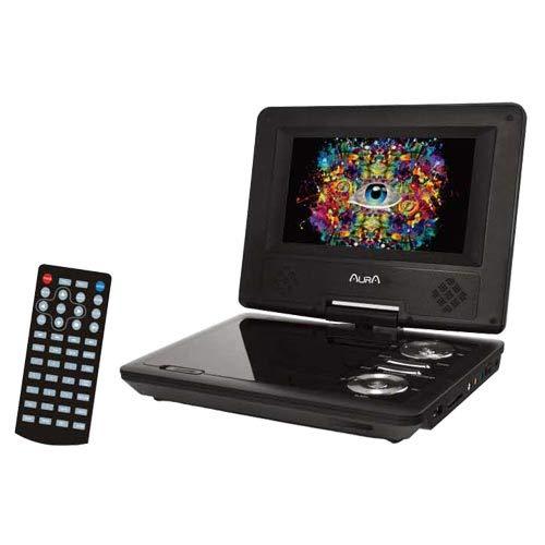 Innova RNG03AURA7 - Reproductor DVD portátil (USB, SD)