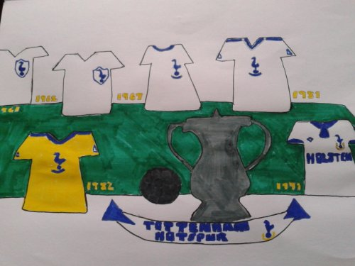 Tottenham Hotspur in the F.A Cup (English Edition) -