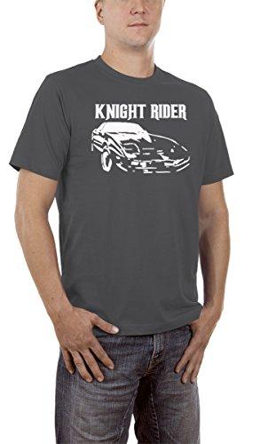 Touchlines Knight Rider T-Shirt S-XXXL Various Colours