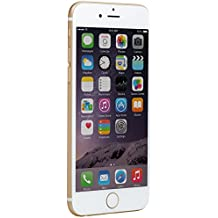 b735126de Apple iPhone 6 Oro 16GB Smartphone Libre (Reacondicionado)