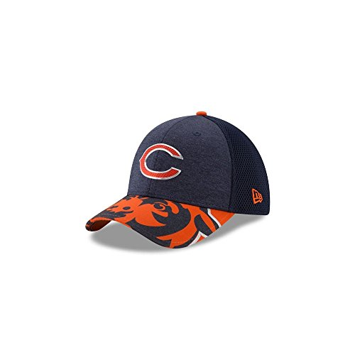 New Era NFL Chicago Bears 2017 NFL Draft 39Thirty Cap S-M