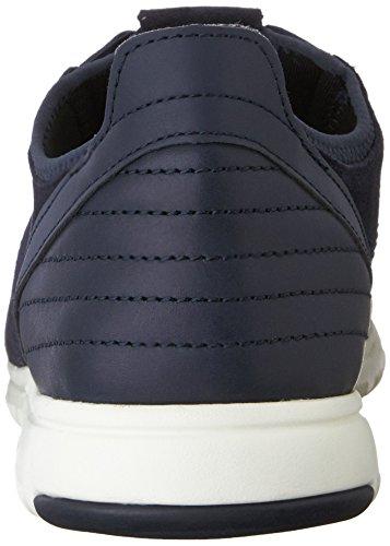 Geox U Xunday 2fit A, Scarpe Low-top Uomo Blu (azul Marino)