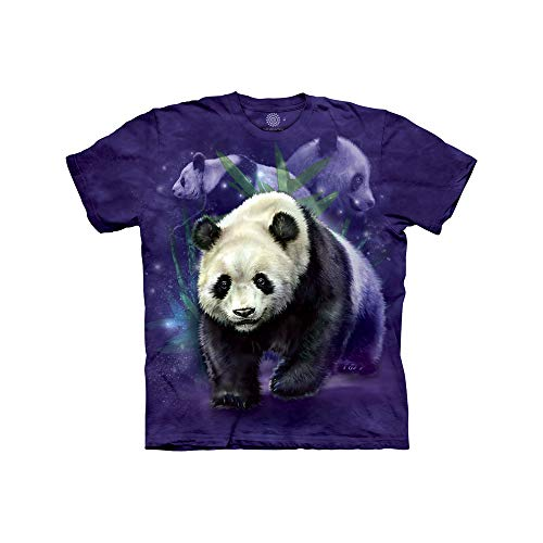The Mountain La Montagna per Bambini Panda Collage Kids Tee t-Shirt,  Bambino, b0c0fc4170fe