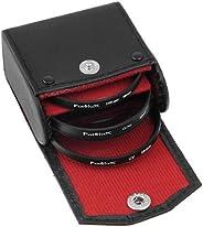 Fotodiox Filter Kit- UV, Circular Polarizer, Soft Diffuser, 58mm for Canon, Nikon, Sony, Olympus, Pentax & Panasonic Lenses