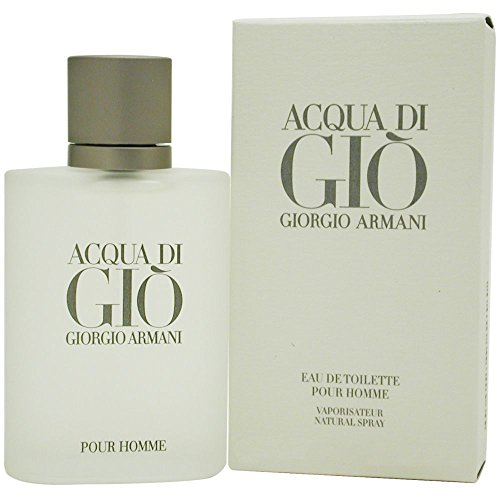 Giorgio Armani Acqua di Giò Eau de Toilette, Uomo, 30 ml