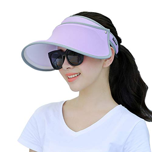 Floridivy Süßigkeit-Farben-Unisex Cap Verstellbare Lauf Tennis Golf leeren Top Schirmmütze Frauen Sonnenschutz Hüte Outdoor Sports