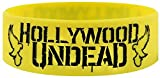 Picture Of Hollywood Undead Mirror Doves Wristband Yellow