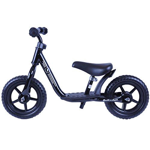 Banditen und Angels Anfänger Balance-Fahrrad mit Fußstütze