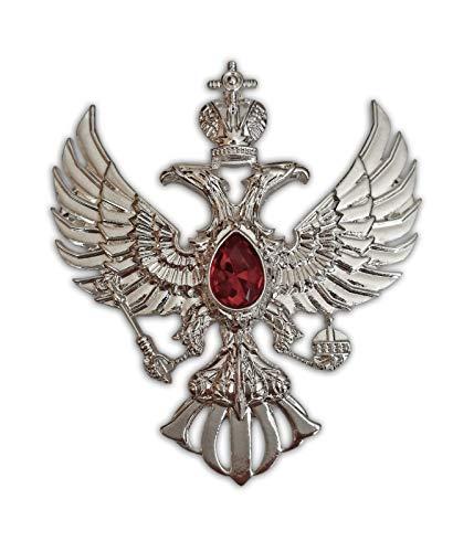 Tolle Noble Doppel-Eagle Badge russischen zum Sammeln & Gedenkmünzen lobende Geschenk -