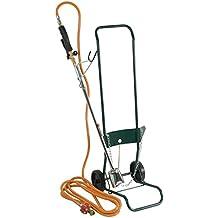 Kit désherbeur thermique chalumeau complet au gaz - rapide et écologique - offre tuyau 5 metres et détendeur fournit REF PROX581982