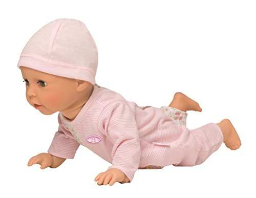 Zapf Creation 793411 - Babypuppen und Zubehör - Baby Annabell - Learns to Walk