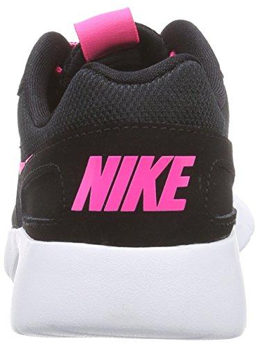 Nike Kaishi (Grade-school), Baskets Basses fille Noir - Schwarz (Black/pink pow-white)