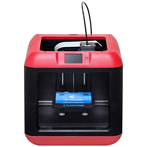 FlashForge Finder 3D coloris rouge
