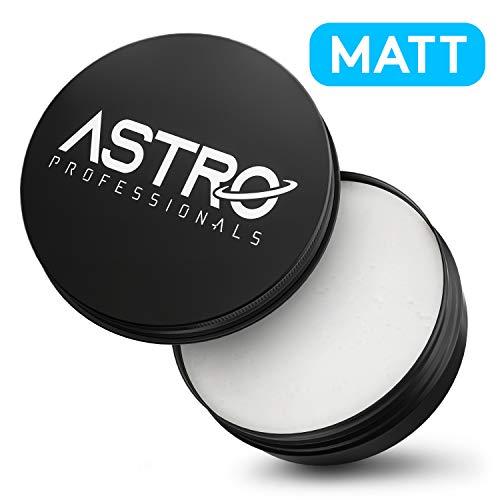 ASTRO Matt Paste #2 - Professionelles Haarstyling auf höchstem Niveau, premium Qualität mit extra viel Pflege und Halt (100ml)