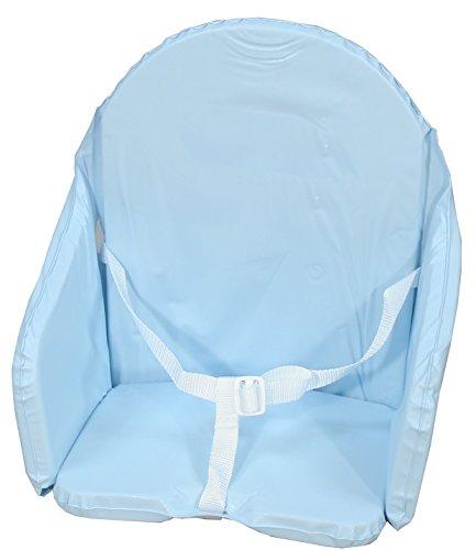 Bambisol Coussin de Chaise avec Sangle Bleu