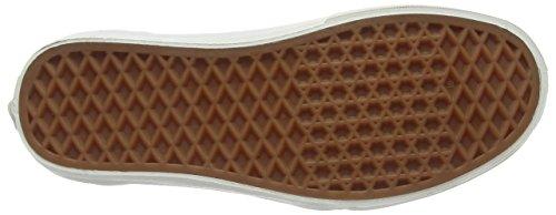 Vans U 106 VULCANIZED Unisex-Erwachsene  Sneakers Braun ((Vintage) dark earth/blanc)