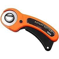 Homyl 45mm Rotationsschneider Rollschneider Nähen Quilting Handwerk Werkzeug für Schneiden Stoff
