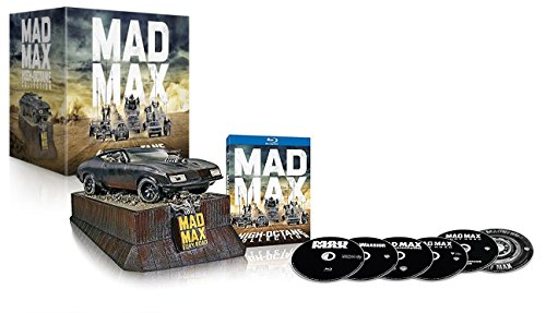 Mad Max Anthology: High Octane Edition - Esclusiva Amazon (6 Blu-Ray)