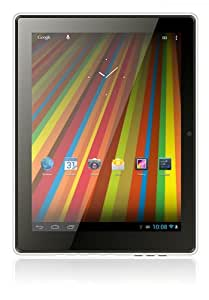 Gemini Duo 9.7-inch Tablet (Silver) - (ARM Cortex A9 1.5GHz Processor, 1GB RAM, 16GB Storage, WiFi, 2x camera, Android 4.1)