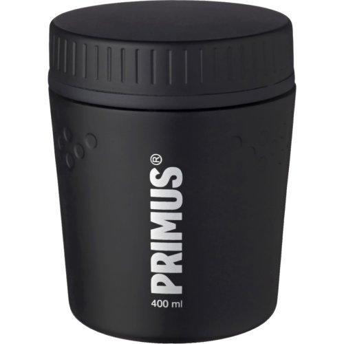 Relags Primus Thermo contenitore per alimenti 'Lunch Jug' Serbatoio, Nero, 0.4litri