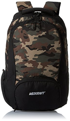 Wildcraft Blaze Camo Brown Casual Backpack (8903338019732)  available at amazon for Rs.2468