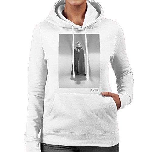 Brian Griffin Official Photography - Star Wars Behind The Scenes Luke Skywalker White Women's Hooded Sweatshirt
