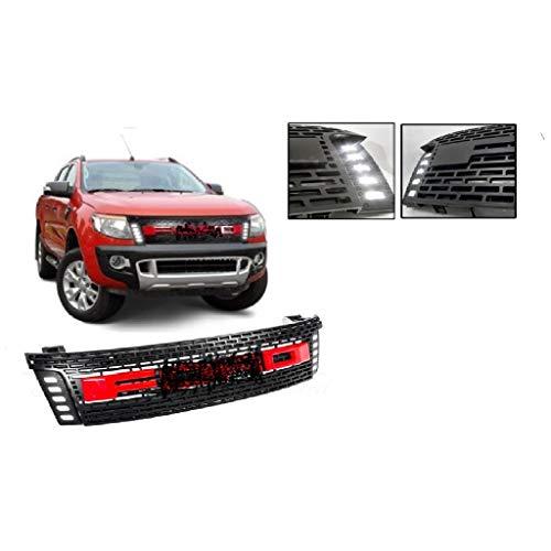 Preisvergleich Produktbild Roter Frontgrillrost für 2012-2015 Ranger T6 2.5TD / 3.0TD M205