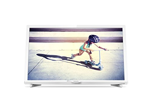 "TVC PHILIPS 24"" LED 24PFT4032 FHD BLANCA"
