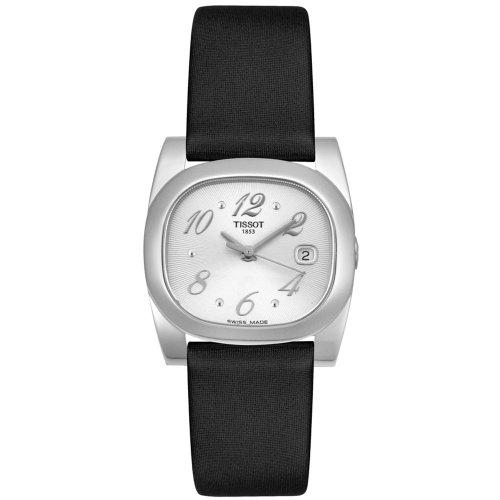 Tissot T-Moments T 0091101703701 - Reloj de mujer de cuarzo, correa de textil color negro